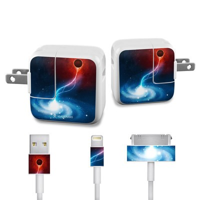 Apple iPad Charge Kit Skin - Black Hole