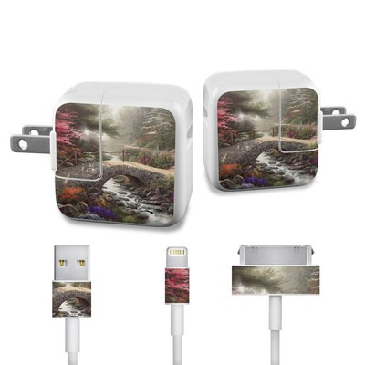 Apple iPad Charge Kit Skin - Bridge of Faith