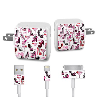 Apple iPad Charge Kit Skin - Burly Q Shoes