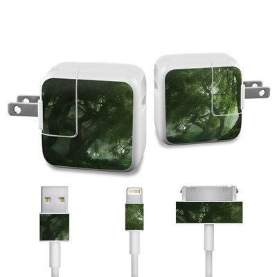 Apple iPad Charge Kit Skin - Canopy Creek Spring
