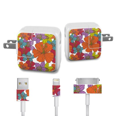 Apple iPad Charge Kit Skin - Cayenas