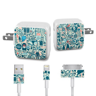 Apple iPad Charge Kit Skin - Committee