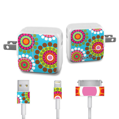Apple iPad Charge Kit Skin - Dial