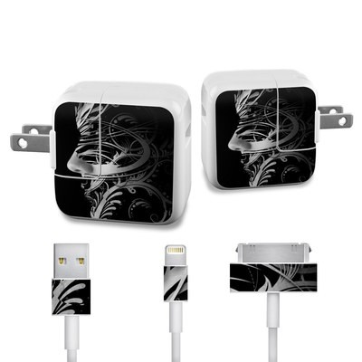 Apple iPad Charge Kit Skin - Displacement