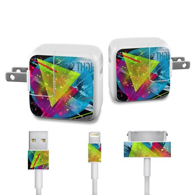 Apple iPad Charge Kit Skin - Element-City