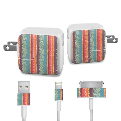Apple iPad Charge Kit Skin - Fresh Picked