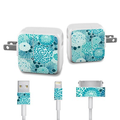 Apple iPad Charge Kit Skin - Happy