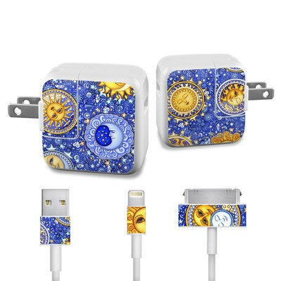 Apple iPad Charge Kit Skin - Heavenly
