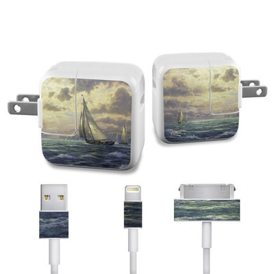 Apple iPad Charge Kit Skin - New Horizons