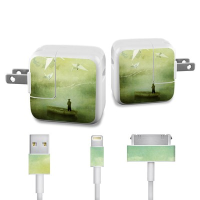 Apple iPad Charge Kit Skin - If Wishes