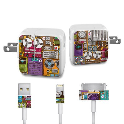 Apple iPad Charge Kit Skin - In My Pocket