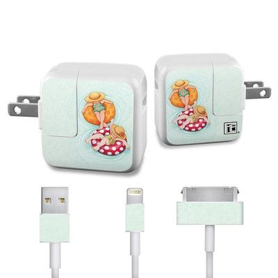 Apple iPad Charge Kit Skin - Inner Tube Girls