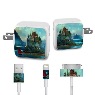 Apple iPad Charge Kit Skin - Journey's End