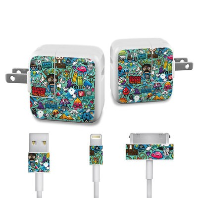 Apple iPad Charge Kit Skin - Jewel Thief