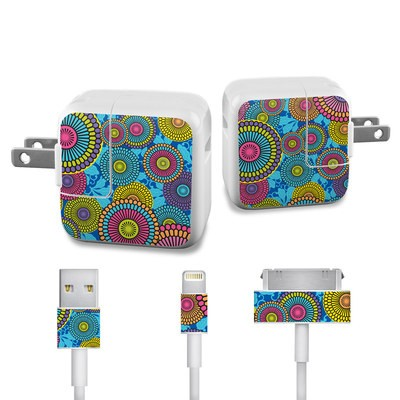 Apple iPad Charge Kit Skin - Kyoto