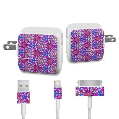 Apple iPad Charge Kit Skin - London Tube
