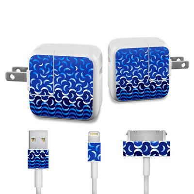 Apple iPad Charge Kit Skin - Luna Lounge