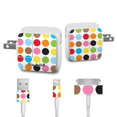 Apple iPad Charge Kit Skin - Multidot