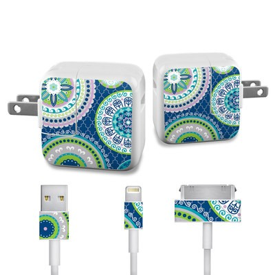 Apple iPad Charge Kit Skin - Medallions