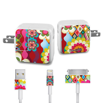 Apple iPad Charge Kit Skin - Mosaic