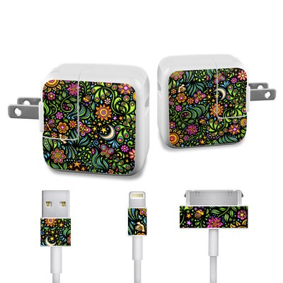 Apple iPad Charge Kit Skin - Nature Ditzy