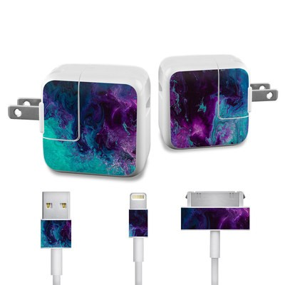 Apple iPad Charge Kit Skin - Nebulosity