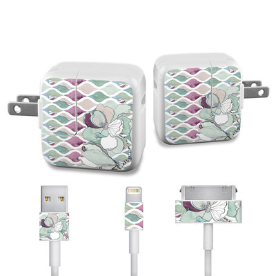 Apple iPad Charge Kit Skin - Nouveau Chic