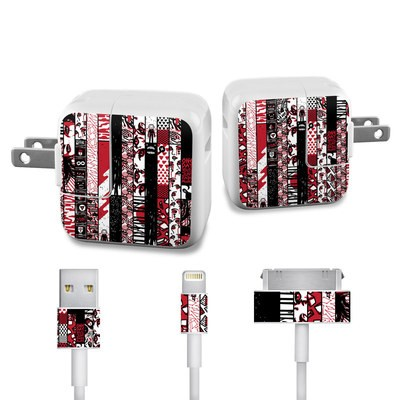 Apple iPad Charge Kit Skin - The Oath