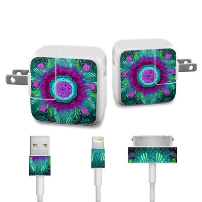 Apple iPad Charge Kit Skin - Old Sea