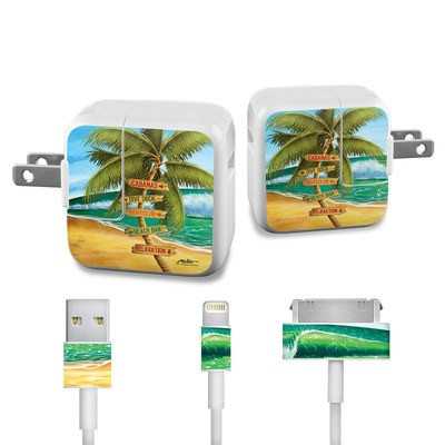 Apple iPad Charge Kit Skin - Palm Signs