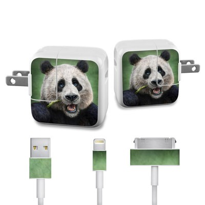Apple iPad Charge Kit Skin - Panda Totem