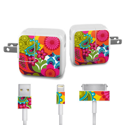 Apple iPad Charge Kit Skin - Raj