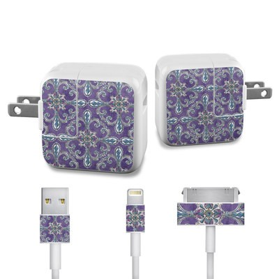 Apple iPad Charge Kit Skin - Royal Crown