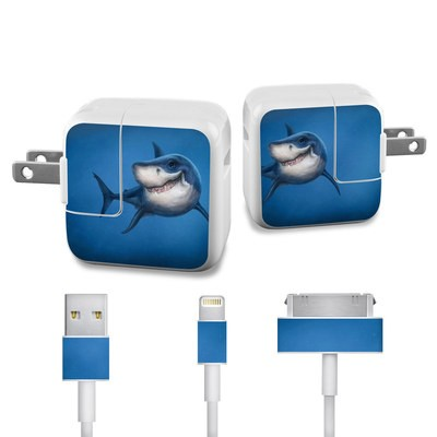 Apple iPad Charge Kit Skin - Shark Totem
