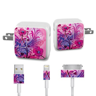 Apple iPad Charge Kit Skin - Spring Breeze