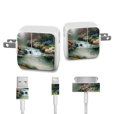 Apple iPad Charge Kit Skin - Beside Still Waters