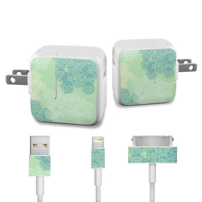 Apple iPad Charge Kit Skin - Sweet Siesta