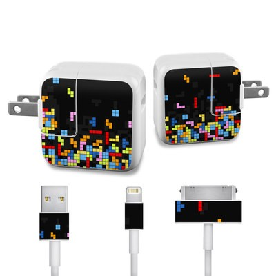 Apple iPad Charge Kit Skin - Tetrads