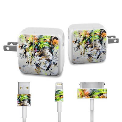 Apple iPad Charge Kit Skin - Theory
