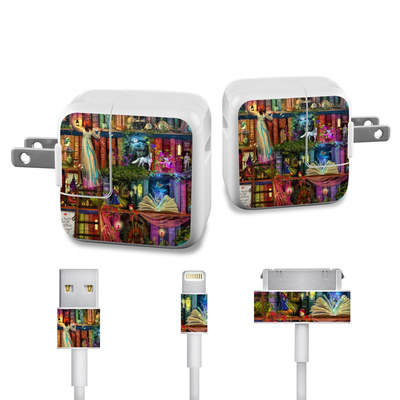 Apple iPad Charge Kit Skin - Treasure Hunt