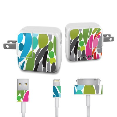 Apple iPad Charge Kit Skin - Twist