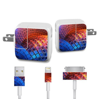 Apple iPad Charge Kit Skin - Waveform