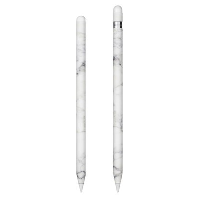 Apple Pencil Skin - White Marble