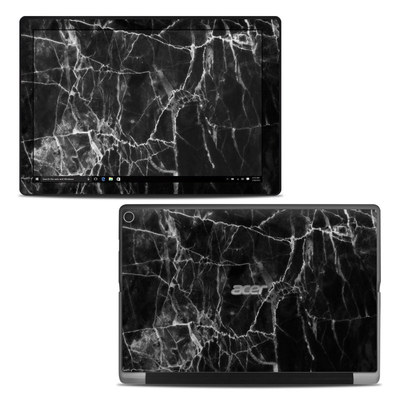 Acer Switch Alpha 12 Skin - Black Marble