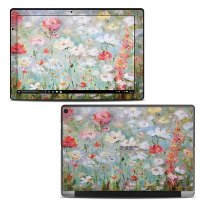 Acer Switch Alpha 12 Skin - Flower Blooms