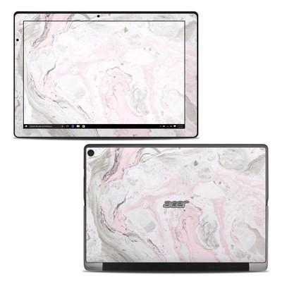 Acer Switch Alpha 12 Skin - Rosa Marble