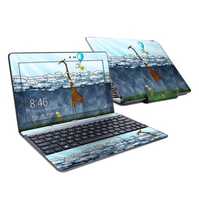 Asus Transformer Book T100T Skin - Above The Clouds