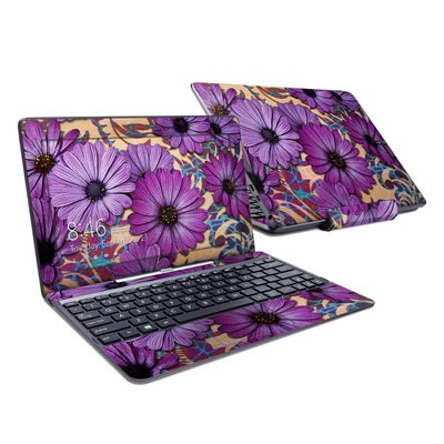 Asus Transformer Book T100T Skin - Daisy Damask