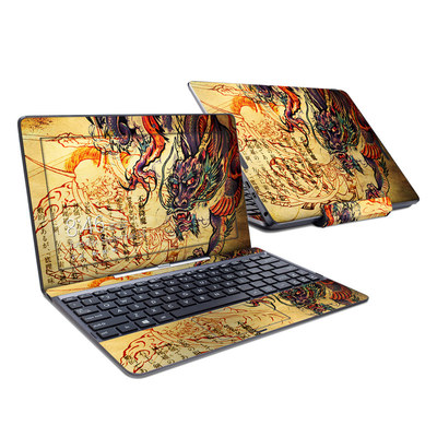 Asus Transformer Book T100T Skin - Dragon Legend