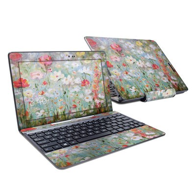 Asus Transformer Book T100T Skin - Flower Blooms